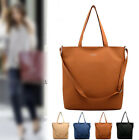 New Style Women Handbag Faux Leather Ladies Shoulder Tote Cross Body Bag Satchel