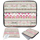 "11-15.6"" Laptop Soft Sleeve Case Bag Cover+Mouse Pad For MacBook Pro Air Acer HP"