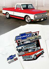 Chevrolet Trucks T-Shirt: 1967 1968 1969 1970 1971 1972 Cheyenne Super C/K C-10