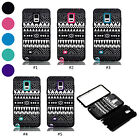 Hybrid PC Silicone Shock Dirt Proof Back Case Cover For Samsung Galaxy Note 4