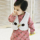 New Baby Blossom Onepiece & Downy Vest For Winter  #7003
