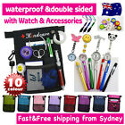 "Nurse Pouch+Watch ""extra pocket"" Quick Pick Pocket+Belt+Keyring Pen+Penlight+ID"