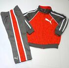 PUMA Boys New Track Outfit Set size 2T Nwt