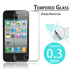 REAL Tempered Glass Screen Protector SAVER iPhone X /10 8 Plus 7 Plus /6S / 6 5S