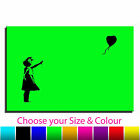 Balloon Girl Banksy Single Canvas Wall Art Picture Print 2