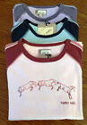 Harry Hall 100% Cotton Childrens Kirby Long Sleeve T-Shirt -  Clearance Sale