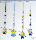 Despicable Me Personalised Mobile Phone, DS, Party Bag, Choose Minion Charm
