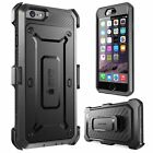 iPhone 6 6S Plus Case Cover Built-in Screen Protector Supcase Unicorn Belt Clip