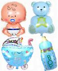 Baby Shower Huge Foil Christening Balloons Decoration Kids Party Supply Gift