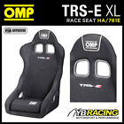 "NEW! HA/781E OMP ""TRS-E XL"" SEAT SPECIAL EXTRA LARGE VERSION for BIGGER DRIVERS!"