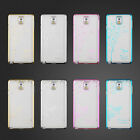 Luxury Crystal Diamond Electroplate Back Case Cover For Samsung Galaxy Note 3