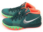 Nike Kyrie Irving 1 EP Dark Emerald/Metallic Silver-Green Flytrap 705278-313