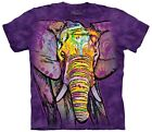 Russo Elephant - Animal T Shirt The Mountain