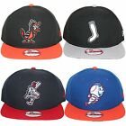 New Era 9Fifty 950 MLB Logo Prop Mascot Snapback Adjustable Baseball Cap OSFA on Ebay
