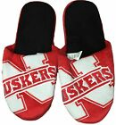 NCAA Nebraska Cornhuskers Official Slippers by Forever Collectibles