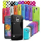 S Line Wave Grip Gel Case Silicone Cover For Samsung Galaxy Phone Models