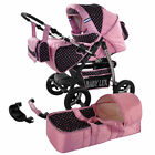 Lux4Kids Magnum 2 in 1 Kombi Kinderwagen Express