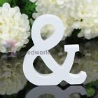 White Wooden Letters Love Bridal Party Home Shop Name Decorations Wedding Favour <br/> Letters A-Z Cube Transparent Baby Gift Balloons Boxes