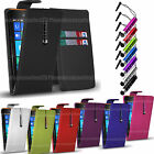 Flip Leather Case Cover Pouch Card Slot For Microsoft Nokia Lumia 435