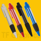 Blank Insert Pens - 4 Colours to choose from -  Black Ink - SUPPLIED BLANK