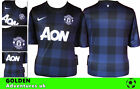 *13 / 14 - NIKE ; MAN UTD AWAY SHIRT SS / PERSONALISED = KIDS & JUNIOR SIZE*