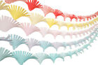 Crepe Paper Hand Fringed Ceiling Decoration Streamer Party Wedding Christmas AM3