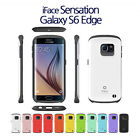 Genuine iFace Sensation for Samsung GALAXY S6 Edge Smartphone Cover