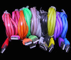 Lot LED LIGHT CHANGE 3ft data sync charger cables FOR apple iphone 6 plus 5s 5c