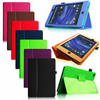 For Google New Nexus 7 FHD 2nd Gen 7-Inch Leather Stand Case Cover Wake/Sleep