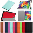 Super Slim Flip Wake/Sleep Case Cover for Samsung Galaxy Tab S 8.4-Inch Tablet