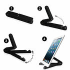Multi Angle Portable Fold-Up Travel Stand for All 7-12 inch Tablets