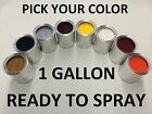 PICK YOUR COLOR - 1 GALLON - Ready to Spray Paint for MAZDA CAR/TRUCK/SUV