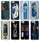 elephant Doctor Who Tardis Police Box Hard Case Cover For Apple iphone 4 4s