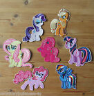 1 - Embroidered Iron on Patch - My Little Pony - Kids/Baby -  Sewing - Applique