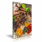 FOOD & DRINK Spice Pepper Canvas Framed Printed Wall Art 48 ~ More Size