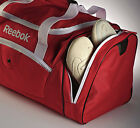 "Reebok 21"" Sports Fitness Carry On Duffel Gym Bag Soccer Bag"