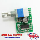 PAM8403 Mini Digital Amplifier Module Board 2 * 3W Class D with Switch POT #C13