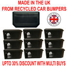 10 x Mouse Mice Bait Box Station NO Trap to hold poison for Rodent Pest Control