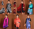 New Style Women Pashmina 100% Cashmere Warm Scarves Shawl Wrap Long Scarf Stole