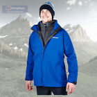Berghaus Men's RG1 Long Waterproof Breathable Jacket - Blue - Authorised Dealer