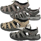 Mens Trekking Sandal Gola Outdoors Shingle 2 Hiking Lightweight Fishermen Shoes