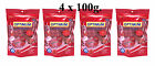OPTIMUM 2x100g 4x100g Highly Nutritious Food For All Cichlid Fish M Pellet