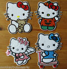 Iron on - Hello Kitty #2 - Baby/Kids - Embroidered Patch/Transfer - Applique