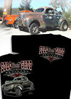 SOLO Speed Shop Willys Gasser Patina T-Shirt - 1940 1941