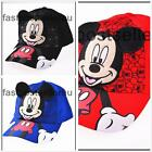 BN Kids Boys Disney Mickey Mouse Baseball Cap Hat Costume Play Adjustable