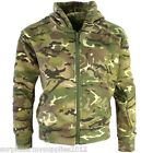 BOYS ARMY JACKET HOODIE FLEECE LINED KIDS MTP BTP 3-13 CAMO CAMOFLAUGE AIRSOFT
