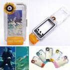 IPEX8 130FT Underwater Cellphone Housing case for iPhone 5 5G 5C 5S Mobile Shoot