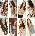 Fashionable Summer Blouse Blusa Camisa Women's shirt Ropa Sleeveless Women Mujer