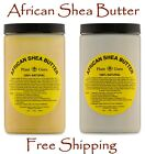 pure shea butter benefits - Raw African Shea Butter 32oz -2lb Pure Unrefined Organic 100% Natural Ghana Hair