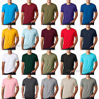 NEXT LEVEL PREMIUM CREW NECK T-SHIRT MENS SOFT FITTED BASIC PLAIN TEE - 3600  image